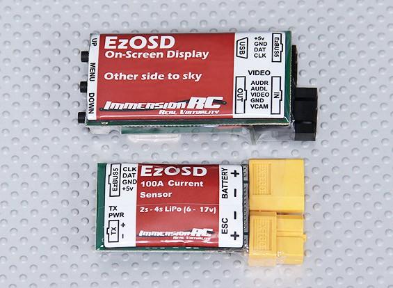 ImmersionRC EzOSD FPV su Screen Display