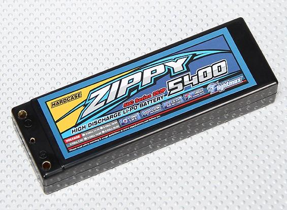 ZIPPY 5400mAh 2S2P 50C Hardcase auto Lipoly