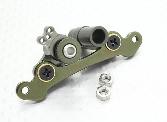 Aluminum Servo Saver (completo) - A2003T, 110BS, A2010, A2027, A2029, A2035, A2040 e A3007