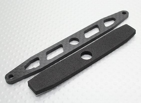 Battery Holder (fibra di carbonio) - A2003T, 110BS, A2010, A2027, A2029 e A2035