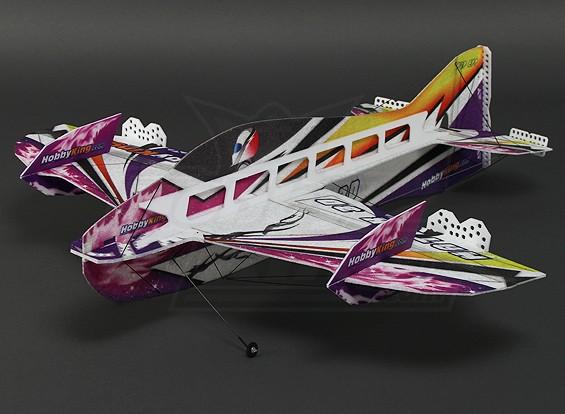 HobbyKing® ™ Matrix PPE F3P Piano 3D 830 millimetri (ARF w / motore)