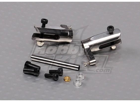 Gaui 100 & 200 Dimensioni CNC Grips principale impostate per 100 ~ 250 di classe