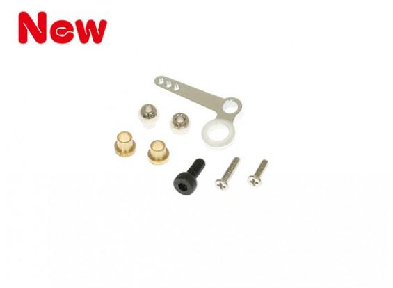 Gaui 100 & 200 Dimensioni CNC Tail Pitch Lever Set (203582)