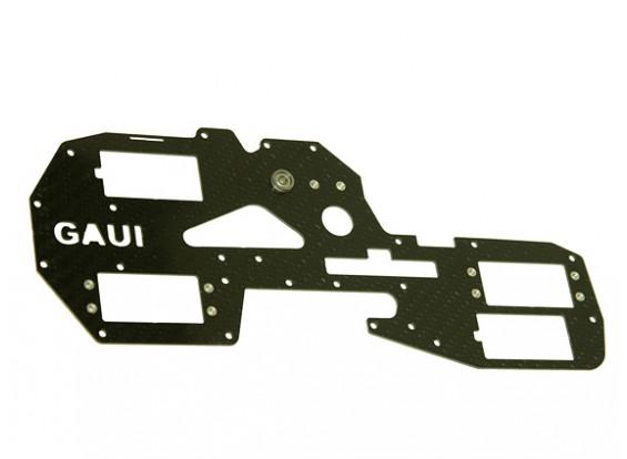 Gaui 425 e 550 H550 destro di carbonio Telaio con parti metalliche