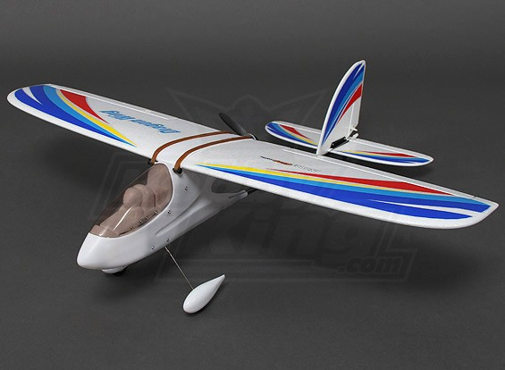 HobbyKing® ™ Windragon Parkflyer EPO 660 millimetri (PNF)