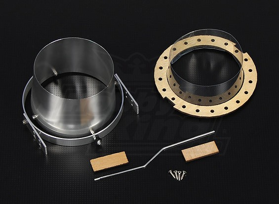 H-re lega Vector Conversion Kit di spinta per 70mm FES Jets (singolo)