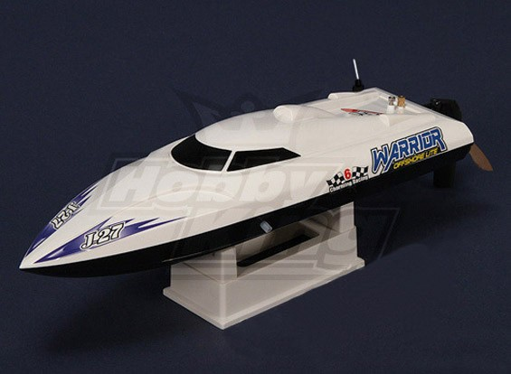Guerriero V-Hull R / C barca V2 (420 millimetri) RTR