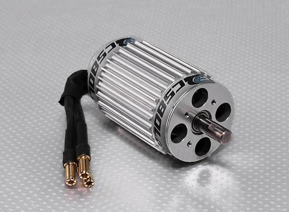 Motore EDF Turnigy C580L 870kv Brushless Inrunner per ventola da 120mm 5000W
