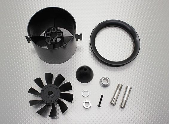 10 lama ad alte prestazioni 70 millimetri Unità EDF Ducted Fan