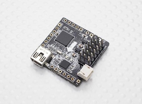 MultiWii NanoWii ATMEGA32U4 Micro regolatore di volo USB / Gyro / ACC