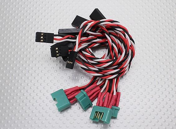 imbracatura MPX Style Plug-In ala di collegamento per Sunbird (alettoni e flap)