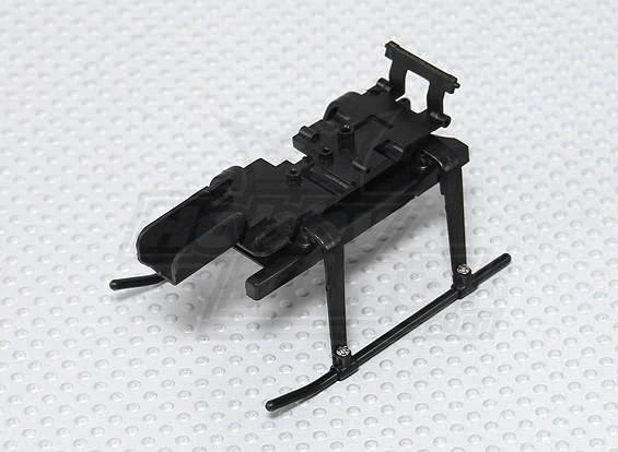 Micro Spycam elicottero - Sostituzione Landing Skid Set