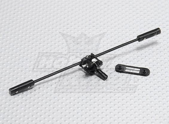 Micro Spycam elicottero - Sostituzione Rotor Head