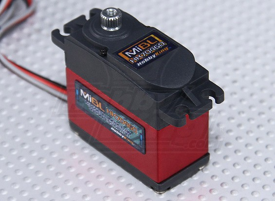 Dipartimento Funzione Pubblica ™ Mi Digital Brushless magnetico Induzione Servo HV / MG 6.8kg / 0.16sec / 57g