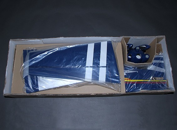 SCRATCH / DENT MXS-R 50e Balsa 3D 1.450 millimetri (ARF)