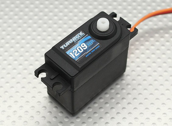 Turnigy 1209HP ultra-veloce Coreless Digital Servo 50g / 5kg / 0.05