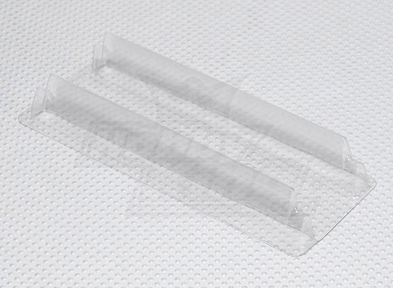 Telemicro 520 millimetri - Sostituzione Leading Lamelle Edge (1pair)