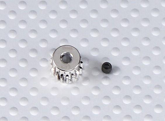 16T / 3,175 millimetri 48 Pitch acciaio pignone