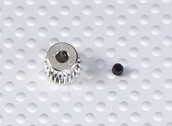 22T / 3,175 millimetri 64 Pitch acciaio pignone