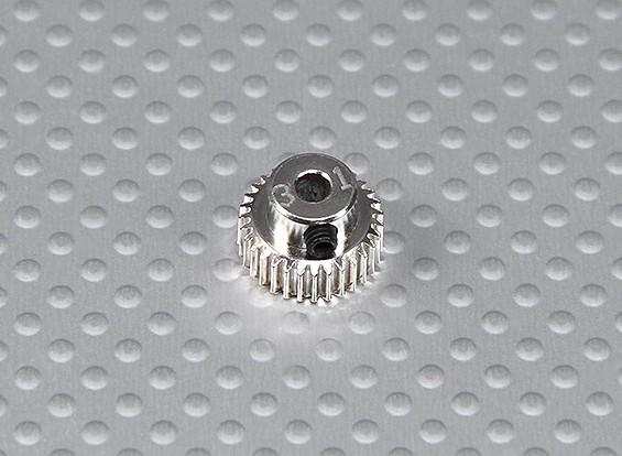 31T / 3,175 millimetri 64 Pitch acciaio pignone