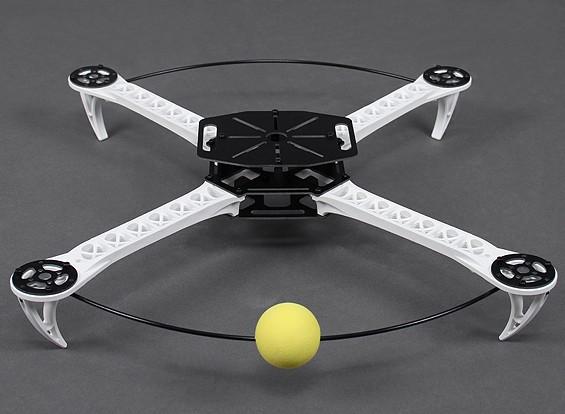 Dipartimento Funzione Pubblica SK450 fibra di vetro Quadcopter 450 millimetri telaio