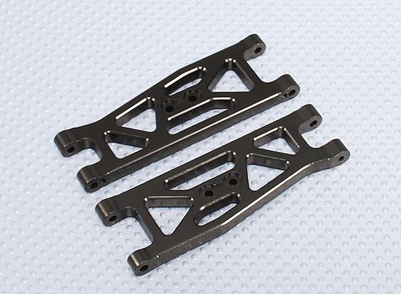 Sospensione Arm Set L / R anteriori (2pcs / bag) - 1/10 Brushless 2WD le corse nel deserto Buggy - A2032 e A2033