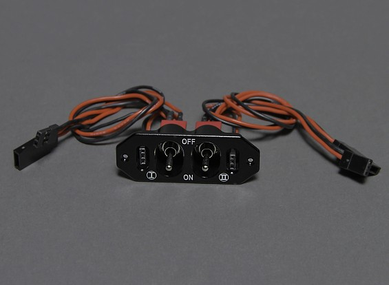 Doppio Interruttore RX / CDI con doppia carica / Controllare la tensione di porte