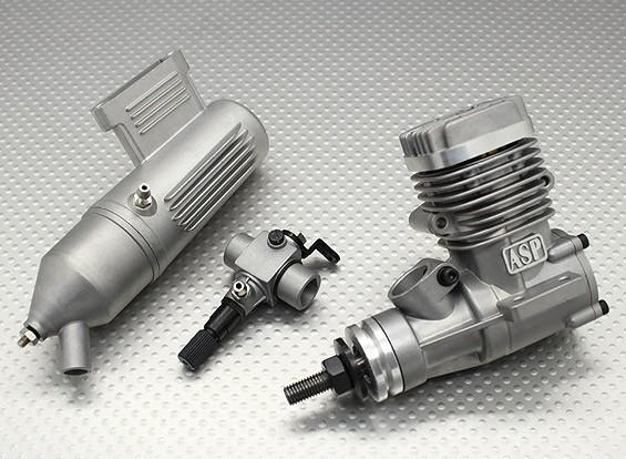 Asp S25A Two Stroke Motore di incandescenza