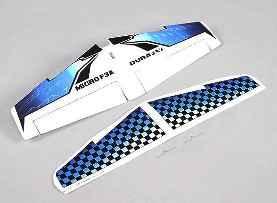 Durafly ™ F3A Micro 420 millimetri - Sostituzione principale Ala