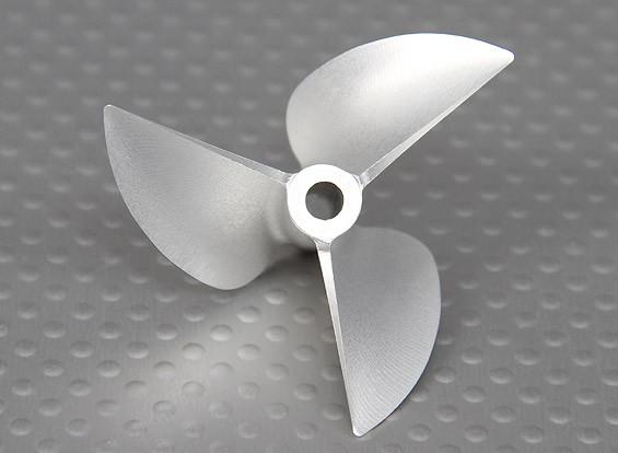 50 millimetri 3 Lama alluminio CNC barche Prop (P1.4 / 3x3)