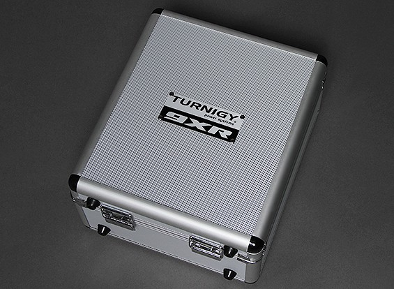 Turnigy 9XR alluminio Custodia
