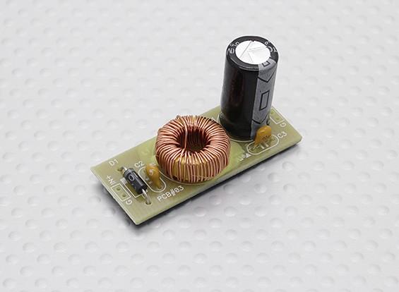LC Power Filter per FPV A / V Sistemi