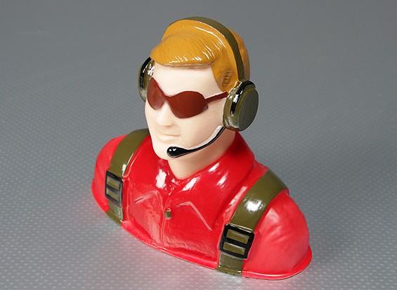 Grande pilota civile (H150 x W175 x D86mm)