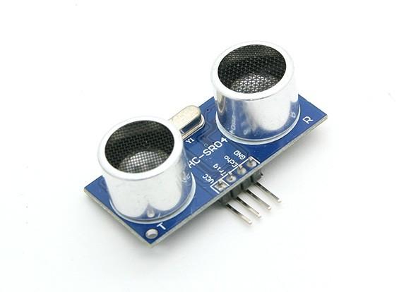Distanza ultrasonica del sensore del modulo HC-SR04 per Kingduino