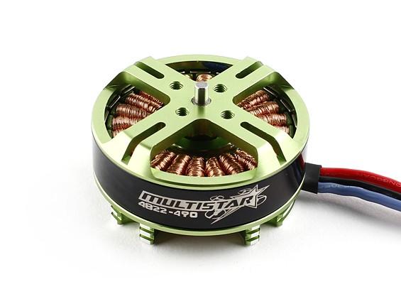 Turnigy Multistar 4822-490Kv 22Pole multi-rotore Outrunner