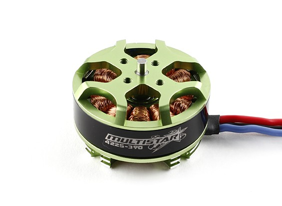 Turnigy Multistar 4225-390Kv 16Pole multi-rotore Outrunner
