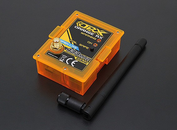 OrangeRx Aperto LRS 433MHz TX Modulo 100mW (JR / Turnigy compatibile)