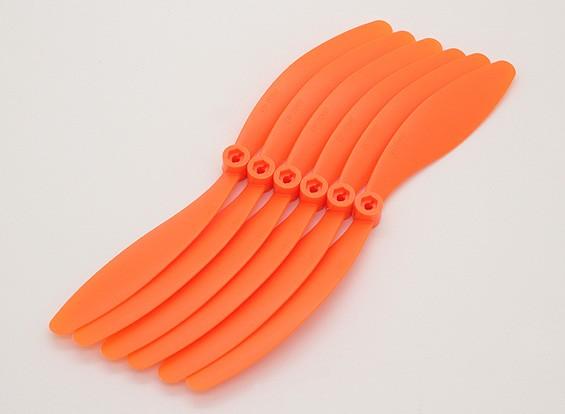 GWS EP Elica (RD-7060 178x152mm) arancione (6pcs / set)
