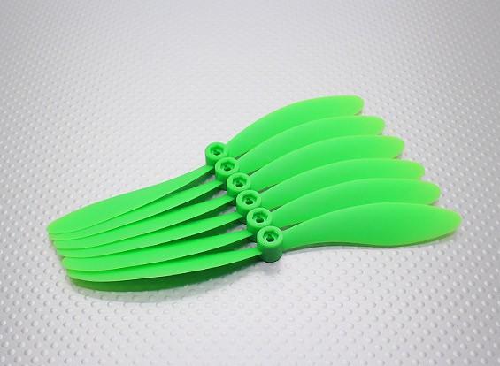GWS EP Elica (RD-6050 152x125mm) verde (6pcs / set)
