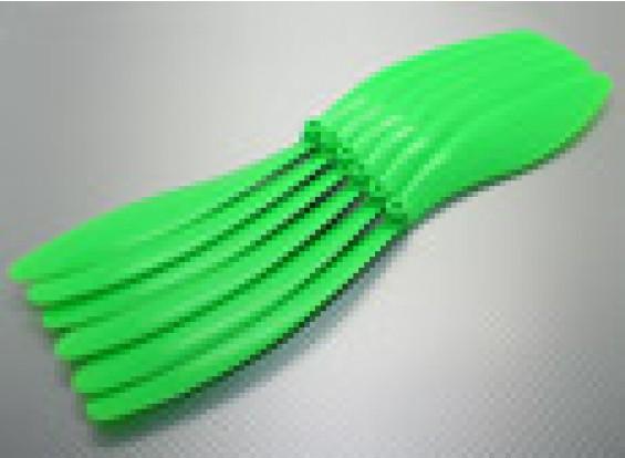 GWS EP Elica (RD-1365 330x165mm) verde (6pcs / set)
