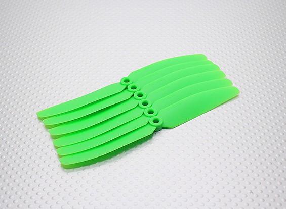 GWS EP Elica (DD-5030 127x76mm) verde (6pcs / set)