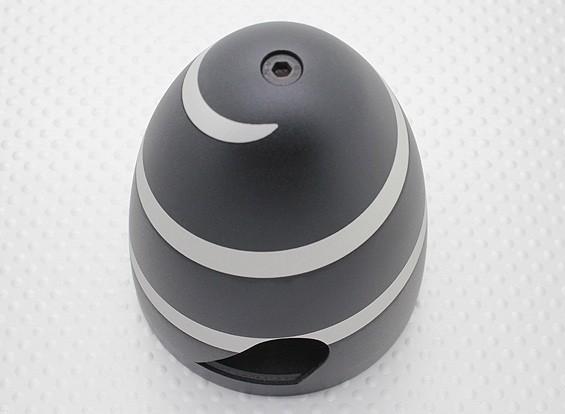 """2.5 """"(64 millimetri) FW190 Style lega Spinner"""