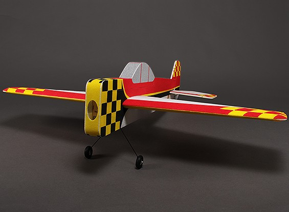 HobbyKing® ™ Yak 55M 3D EPP aeroplano 1.256 millimetri (ARF)