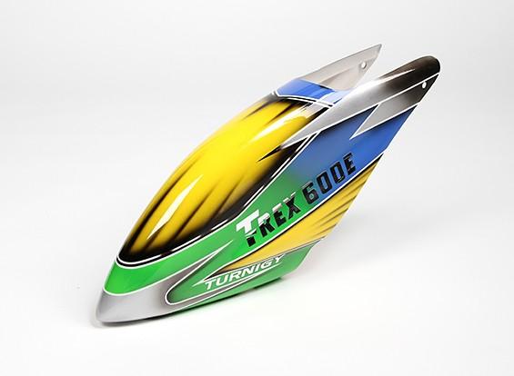 Turnigy High-End in fibra di vetro Canopy per HK / Trex 600E