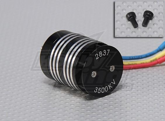 450 Heli Outrunner 3500KV 370W 2837B Brushless