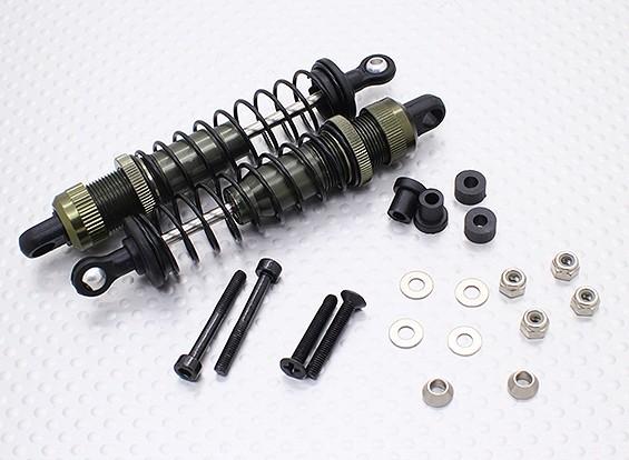 Frontale in metallo Shock (completato) - A2033 (2 pezzi)