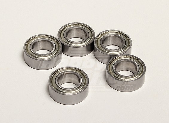 Cuscinetto a sfere 10x19x7mm (5pcs / bag) - Turnigy Twister 1/5