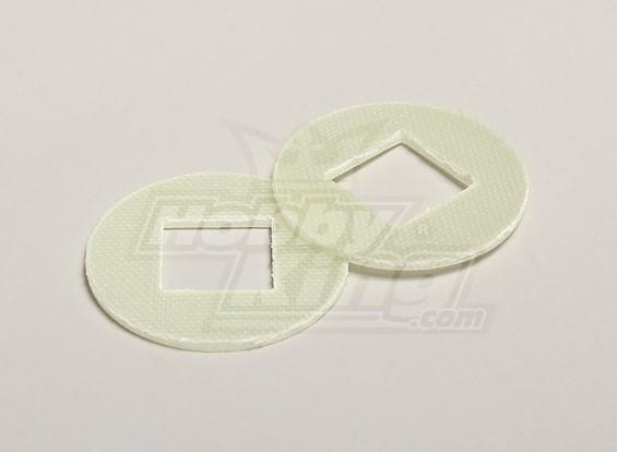 Freno a disco (2 pezzi) - Turnigy Twister 1/5