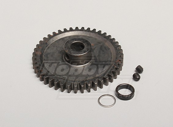 Metallo Spur Gear 43T - Turnigy Titan 1/5