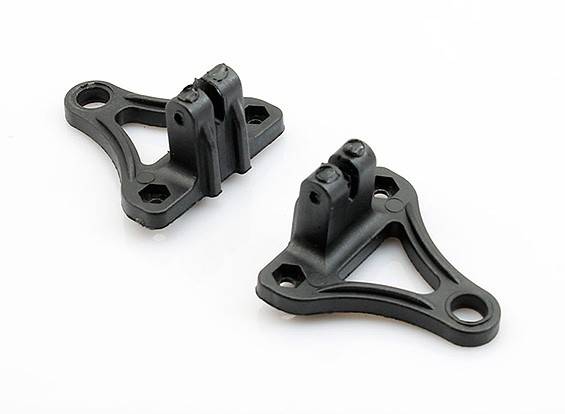 Sospensione anteriore Braccio - 1/10 Turnigy GT-10X Pan auto (2 pezzi)